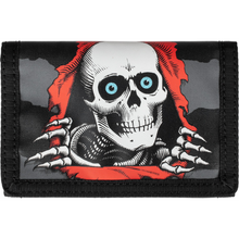 Powell Peralta - Ripper Velcro Wallet Black