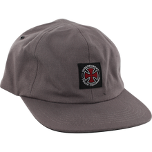 Independent - Applied Hat Adj-grey