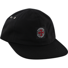 Independent - Applied Hat Adj-black