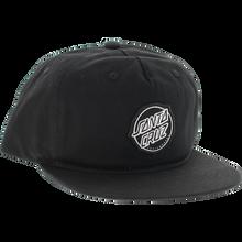 Santa Cruz - Aptos Hat Adj-black