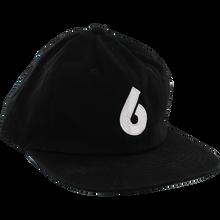Birdhouse - B-logo Hat Adj-blk/wht