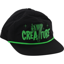 CREATURE - Burlesque Hat Adj-black