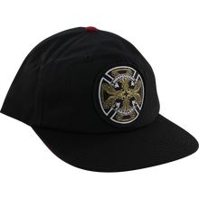 Independent - Caballero Flourish Hat Adj-blk/blk