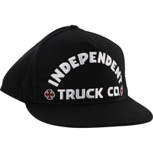 Independent - Itc Bold Hat Adj-black