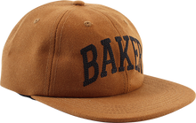 Baker - Lakeland Hat Adj-wheat Brown/blk