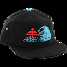 Darkroom - Sloths 5panel Hat Adj-black