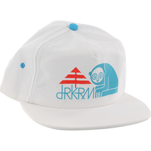 Darkroom - Sloths 5panel Hat Adj-white