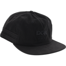 DGK - Sunset Hat Adj-black