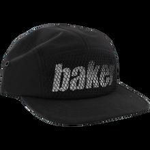 Baker - Vantage Camp Hat Adj-black