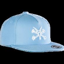 Powell Peralta - Vato Rat Hat Adj-powder Blue/wht