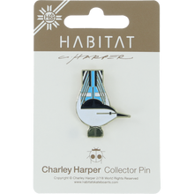 Habitat - Harper Nuthatch Enamel Pin