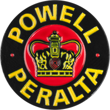 Powell Peralta - Supreme Lapel Pin Single