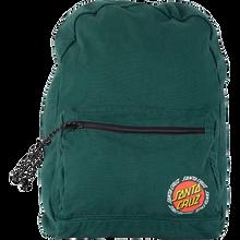 Santa Cruz - Boardwalk Backpack Green - Backpack