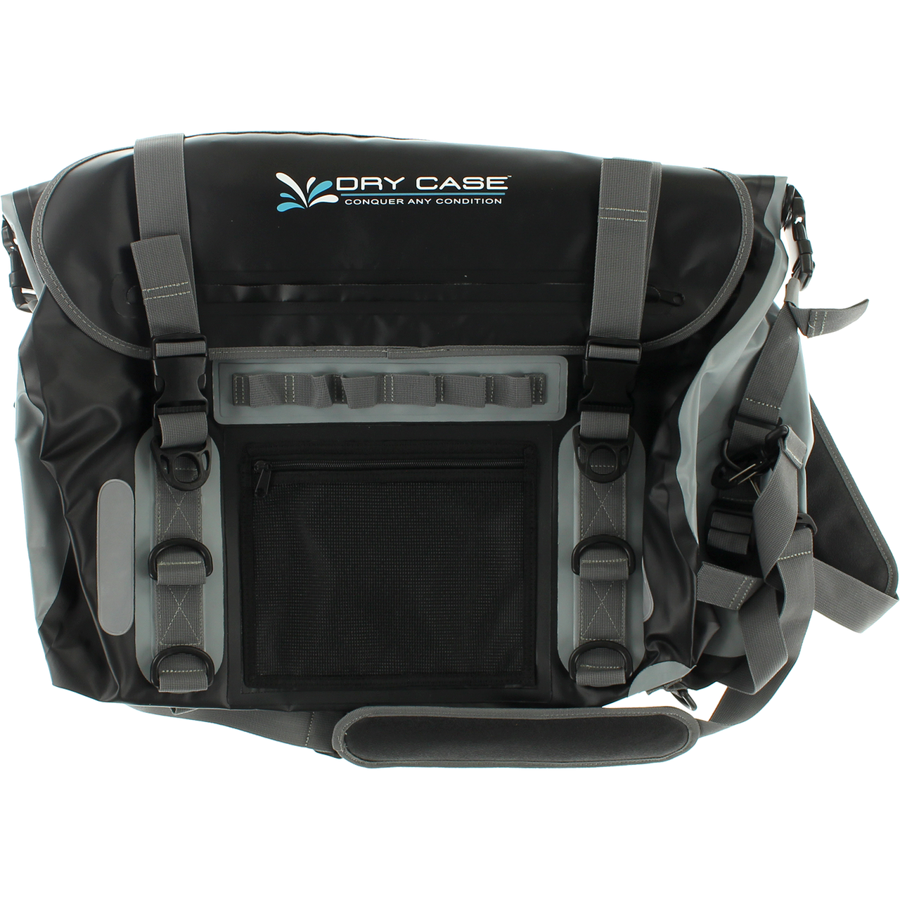 Waterproof Duffle Bags >> Dry Case The Forty Waterproof Duffle Bag Grey Backpack