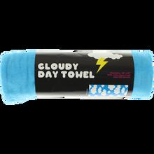 Girl - Crailtap Cloud Towel Blue/wht