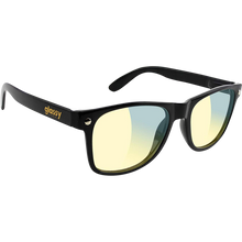 Glassy Sunhaters - Leonard Gamers Blk/clr Sunglasses