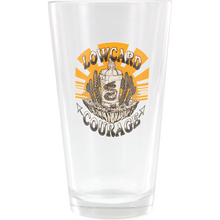 LOWCARD - Lc Courage Pint Glass