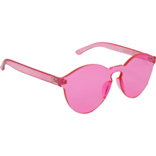 Glassy Sunhaters - Mollie Pink Sunglasses