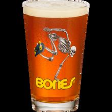 Powell Peralta - Skateboarding Skeleton Pint Glass