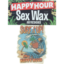 Happy Hour - Hour Air Freshener Surfs Up
