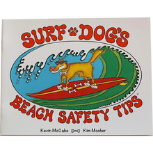 Miscellaneous - Dog's Beach Safety Tips Book