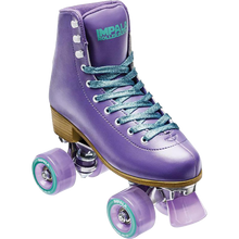 Impala Rollerskates - Sidewalk Skates Pur/turquoise-size 4