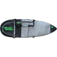 "Sticky Bumps - Dayrunner Thruster Bag 5'8"" Grey"