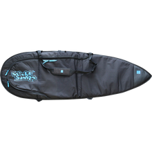 "Sticky Bumps - Dayrunner Thruster Bag 7'6"" Black"