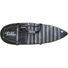 "Sticky Bumps - Dayrunner Thruster Bag 5'8"" Tan Pattern"