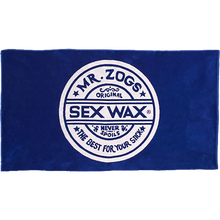 Sex Wax - Towel Blue
