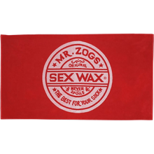 Sex Wax - Towel Red