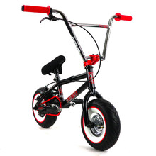 Fatboy BMX Pro Series Bike - Mini BMX - Blackout X