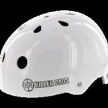 187 - Pro Sweatsaver Helmet L-gloss White - Skateboard Helmet