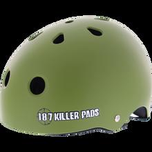 187 - Pro Sweatsaver Helmet L-matte Army - Skateboard Helmet
