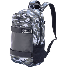 187 - Standard Issue Backpack Charcoal Camo - Backpack