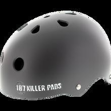 187 - Pro Sweatsaver Helmet L-matte Charcoal - Skateboard Helmet