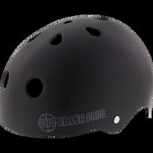 187 - Pro Sweatsaver Helmet L-matte Black - Skateboard Helmet