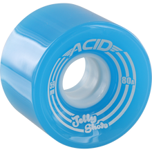 Acid - Jelly Shots 59mm 82a Blue - Skateboard Wheels (Set of Four)