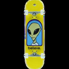 Alien Workshop - Believe Complete-7.75 Yellow - Complete Skateboard