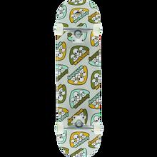 Alien Workshop - Triad Complete-7.25 Grey - Complete Skateboard