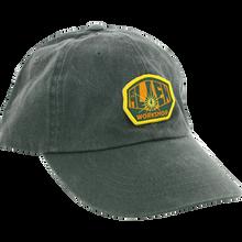 Alien Workshop - Og Logo Hat Adj-overwashed Green