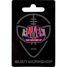 Alien Workshop - Og Logo Pin
