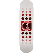 Alien Workshop - Dot Fade Deck-8.5 Wht/red - Skateboard Deck