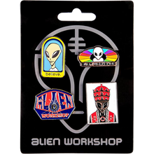 Alien Workshop - 4/pack Pins