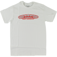 Alien Workshop - Owlien Ss M-white - T-Shirt