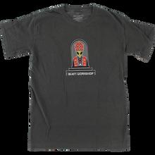 Alien Workshop - Priest Ss S-overdyed Pepper - T-Shirt