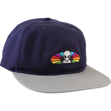 Alien Workshop - Spectrum Hat Adj-blue/grey