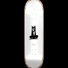 Almost - Yuri Pets Deck-8.37 White R7 - Skateboard Deck