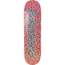 Almost - Ultimate Cover Up Deck-8.25 Red/blk R7 - Skateboard Deck