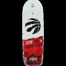 Aluminati - Deck-9x32.25 Nba Champs Toronto Raptors - Skateboard Deck